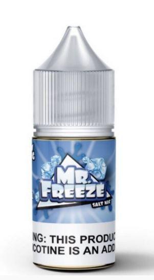 Líquido Salt Nicotine - Pure Ice - MR. Freeze - 30ml
