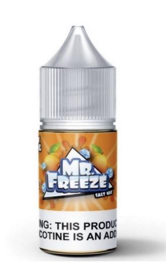 Líquido Salt Nicotine - Peach Frost - MR. Freeze - 30ml