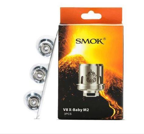 Bobina Coil/Resistência - V8 X-Baby M2 - Smok