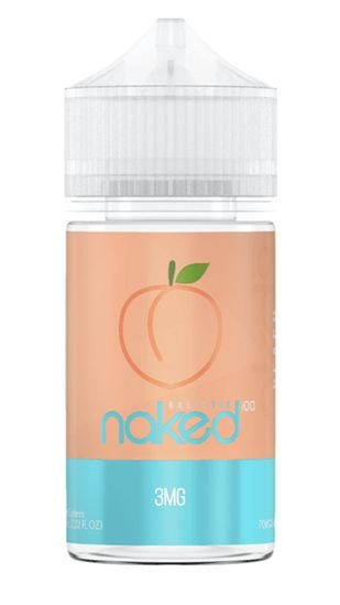 Peach Ice - Basic - Naked 100 - 60ml