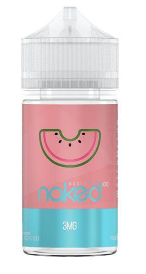 Watermelon Ice  - Basic  - Naked 100 - 60ml