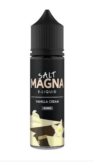 Líquido NicSalt Magna - Vanilla Cream 15ml