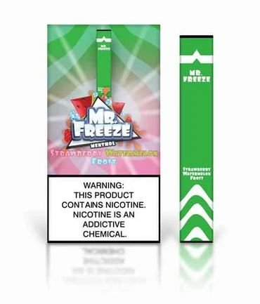 Mr. Freeze - Strawberry Watermelon Frost - Disposable Device