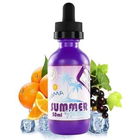 Black Orange Crush  - Summer Holidays - Dinner Lady - 60ml