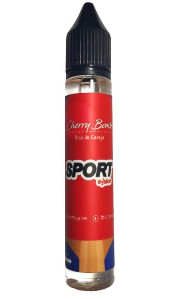 Cherry Bomb - Sport E-Juice - 30ml