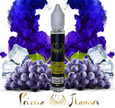 Grape Ice - Prime Flavors – 30ml