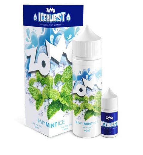 My Mint Ice - Iceburst - Zomo - 60ml