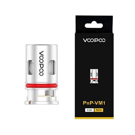 Bobina Coil (Resistência) PnP VM1 - 0,3ohm - VooPoo