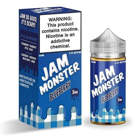 Blueberry - Jam - Monster - 100ml