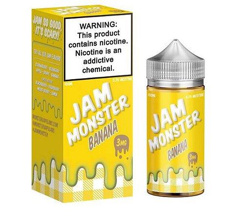 Banana - Jam - Monster - 100ml
