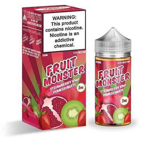 Strawberry Kiwi Pomegranade - Fruit - Monster - 100ml