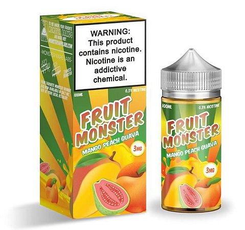 Mango Peach Guava - Fruit - Monster - 100ml