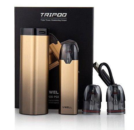 Kit Pod System - Tripod PCC - 370mAh - Uwell