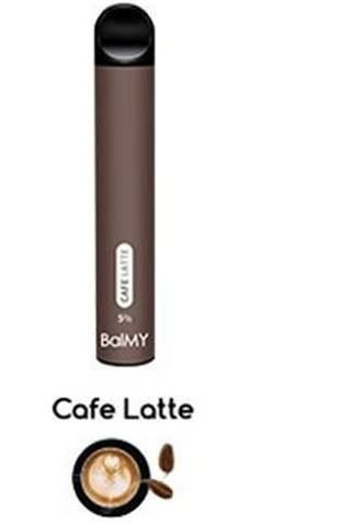 BalMY Disposable - Cafe Latte- 50MG - 600 Puff