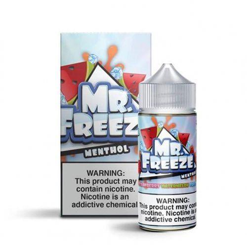 Strawberry Watermelon Frost - Menthol - Mr Freeze - 100ml