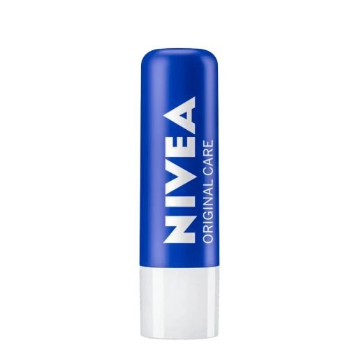 Protetor Labial Nivea Original Care - 4,8g