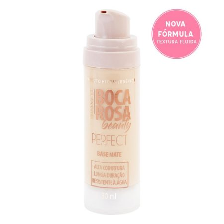 Base matte hd boca rosa beauty by payot - 2 ANA