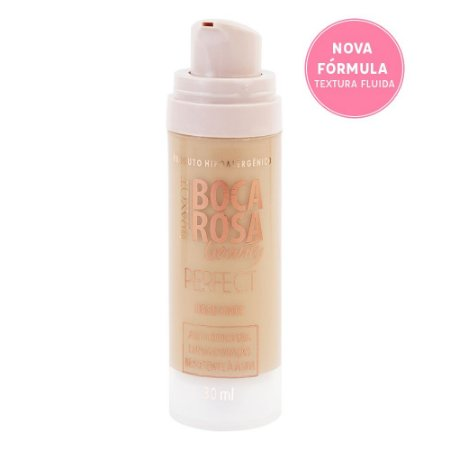 Base matte hd boca rosa beauty by payot - 4 ANTÔNIA