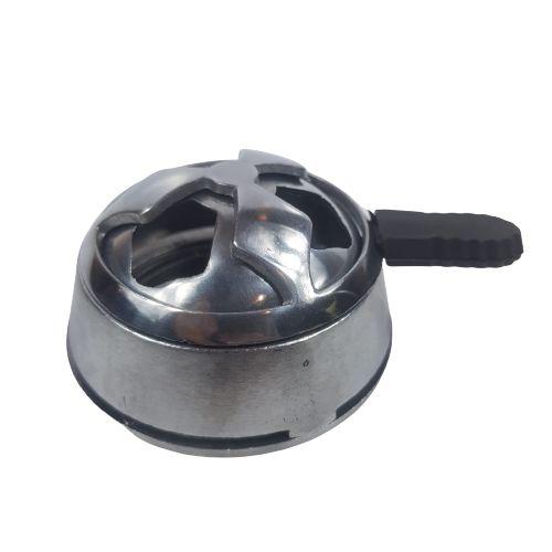 Controlador De Calor Para Narguile - Kaloud Lotus Prata