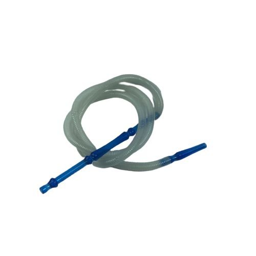 Mangueira Brasuka - Transparente e Azul