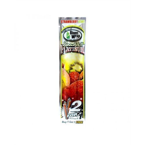 Blunt Wrap Strawberry & Kiwi - 2UN