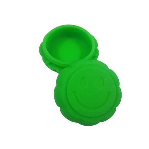 Slick Silicone Médio Smile - Verde