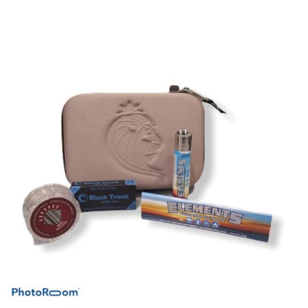 Kit Puff Grande Creme - Elements com Dichava