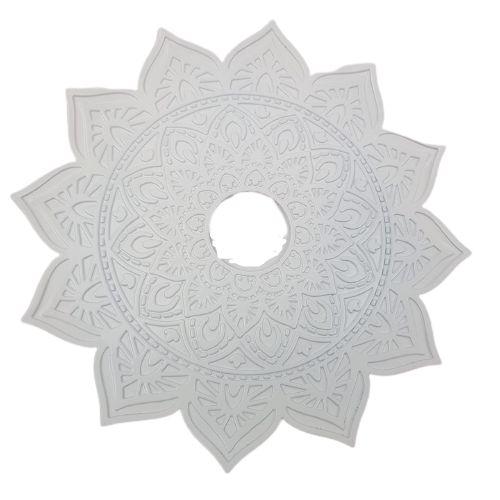 Prato Flowers - Branco 2