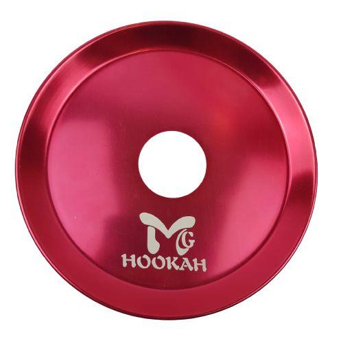 Prato Mg Hookah - Vermelho