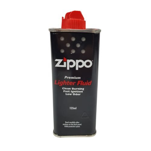 Fluido para Isqueiro Zippo - 125ml