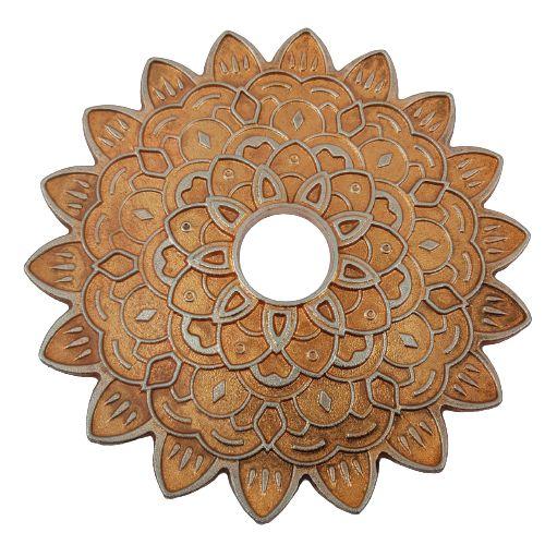 Prato Flowers Phantom - Bronze