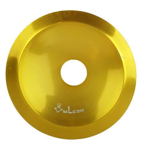 Prato Vulcan Dourado