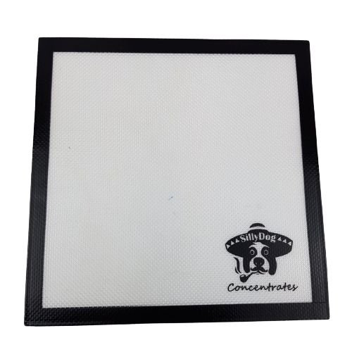 Oil Pad Silly Dog Grande - Branco