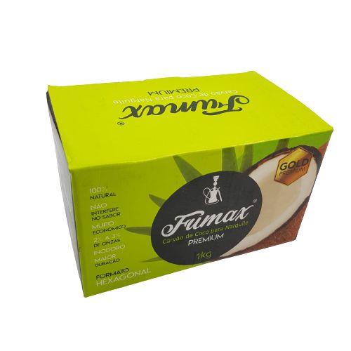 Carvao Fumax 1Kilo