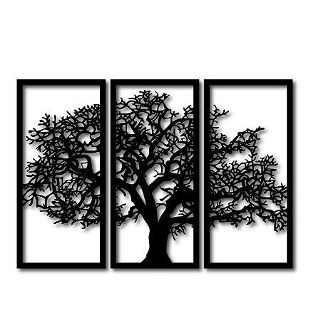Quadro Árvore da Vida Segmentado - G