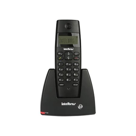 APARELHO TELEFONE SEM FIO PT, INTELBRAS TS40 C/ ID