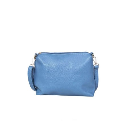Bolsa Transversal Feminina Fofs Azul Bebê