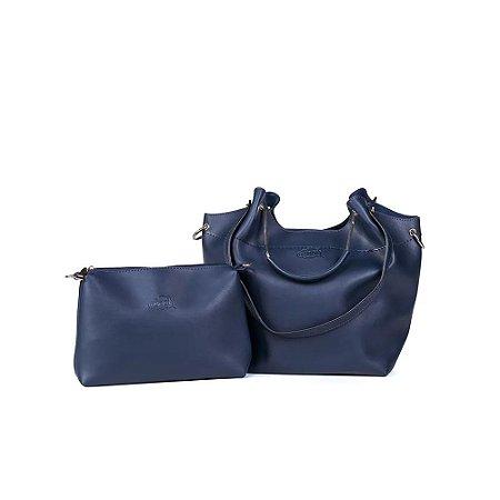 Bolsa Tote Feminina Azul Marinho