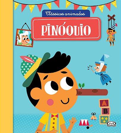 CLASSICOS ANIMADOS: PINOQUIO