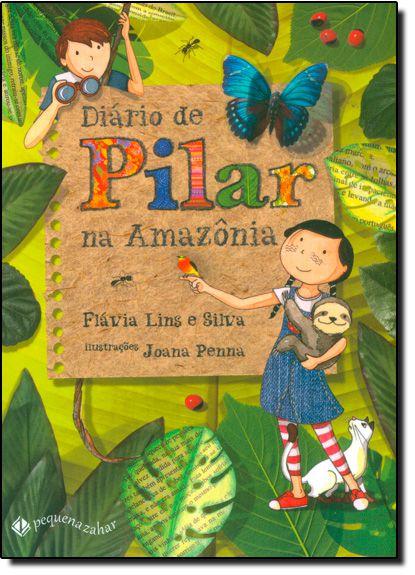DIARIO DE PILAR NA AMAZÔNIA