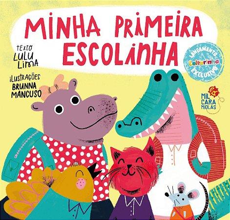 MINHA PRIMEIRA ESCOLINHA