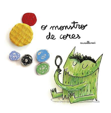 MONSTRO DAS CORES, A