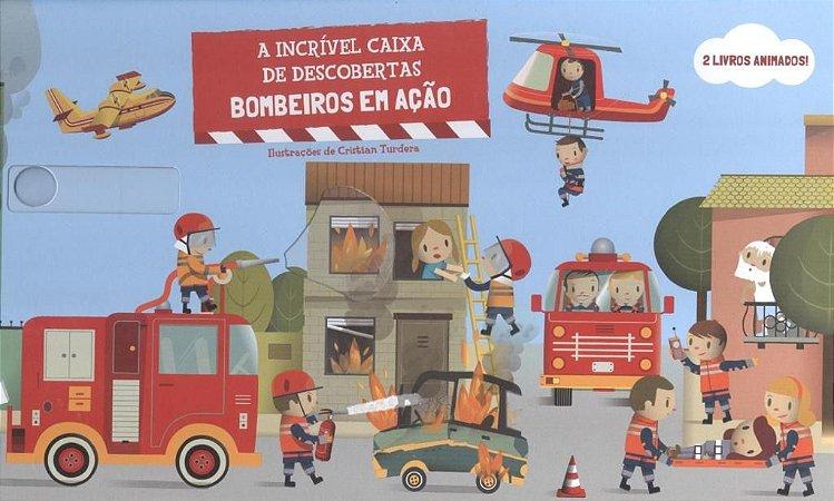 BOMBEIROS EM AÇÃO: A INCRÍVEL CAIXA DE DESCOBERTAS