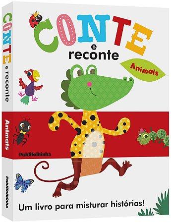 CONTE E RECONTE: ANIMAIS