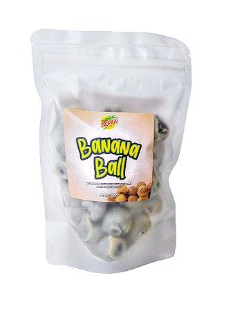 Banana Ball Chocolate branco 150g