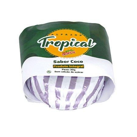 Alfajor Paixão Tropical - Coco