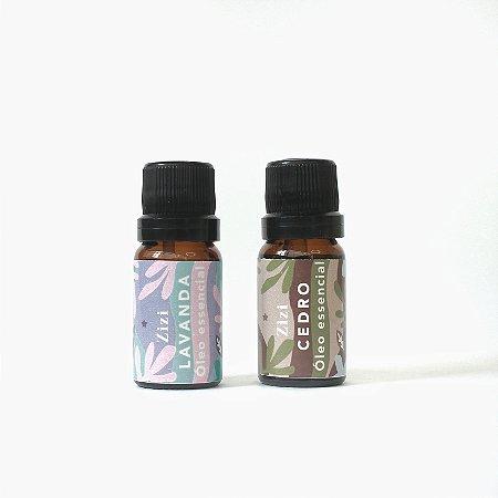Kit óleos essencias bons sonhos
