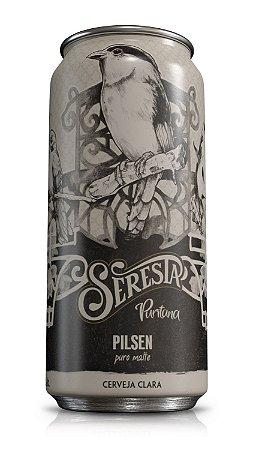 Cerveja Seresta Puritana Pilsen Puro Malte Lata 473ml