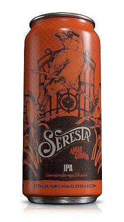 Cerveja Seresta Amargurada IPA Lata 473ml