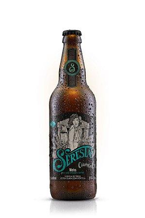 Cerveja Seresta Ciumenta Weiss Garrafa 500ml